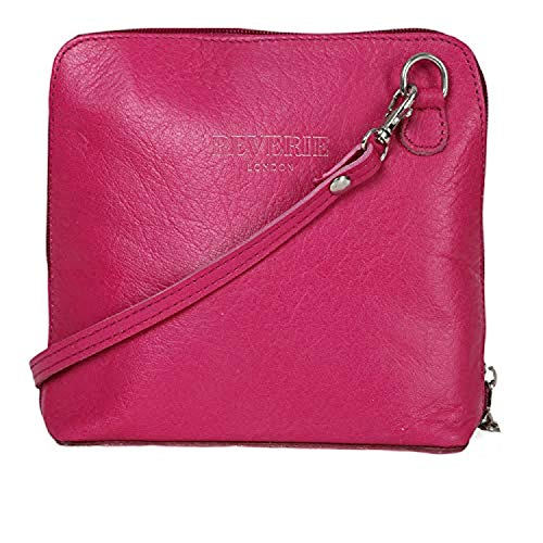 Body Protective Bag Bag Storage Blue Cross Made Leather Shoulder Branded Hand Pink Bag Handbag Includes Small Italian a Micro qT8Z0Cxww