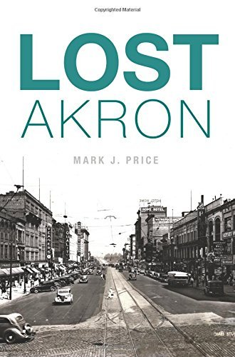 Lost Akron by Mark J. Price - Mall Akron