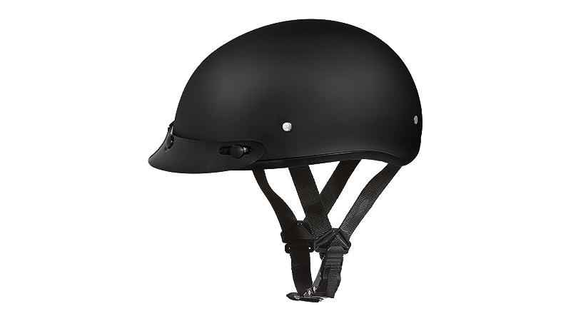 DAYTONA SKULL CAP DULL BLACK