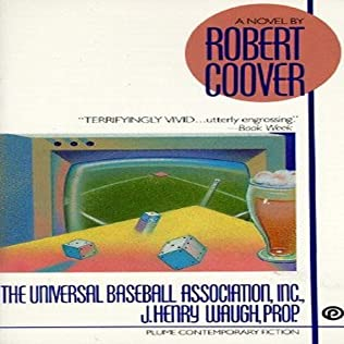 book cover of The Universal Baseball Association, Inc.