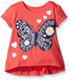 Gerber Graduates Girls Short Sleeve Swing Top with