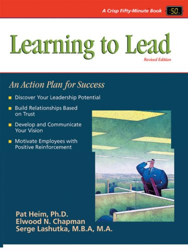 Crisp: Learning to Lead, Revised Edition: An Action Plan for Success (Fifty-minute Series) PDF