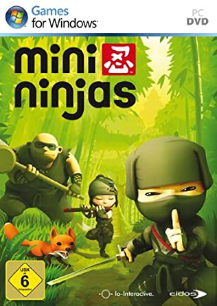 Mini Ninjas [Importación alemana]: Amazon.es: Videojuegos