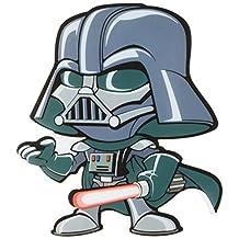 3D Light FX Star Wars Darth Vader 3D-Deco Mini-Sized LED Wall Light