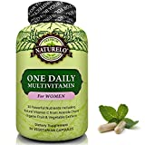 NATURELO One Daily Multivitamin for Women - Best for Hair, Skin &...
