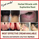 Life Herbal Cream With Euphorbia Root Natural Remedy Antibacterial Ointment for Psoriasis Acne
