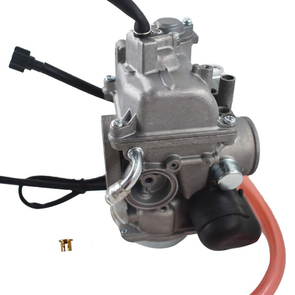 labwork-parts Carburetor for Arctic Cat ATV 350 366 400 Carb 0470-737 20082009 2010 2011 2012 2013 2014 2015 2016 2017