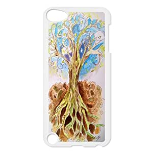 Best Phone case At MengHaiXin Store Love Tree Pattern Pattern 154 FOR Ipod Touch 5