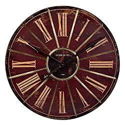 IMAX Corporation Large Red Wall Clock