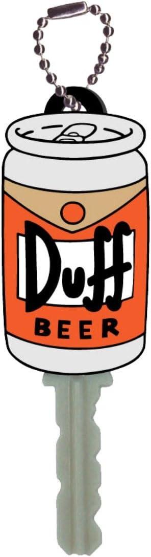 Fox The Simpsons Duff Beer Key Holder Key Ring