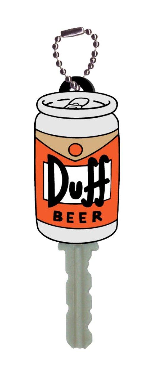 The Simpsons Duff Beer PVC Key Holderhttps://amzn.to/2LdB2u4
