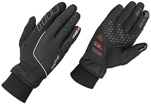 GripGrab Winter Windster - Gloves Black black Size:L by GripGrab from GripGrab