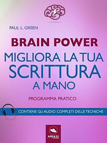 Amazoncom Brain Power Migliora La Tua Scrittura A Mano Programma