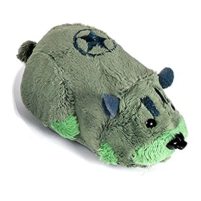 Kung Zhu Special Forces Battle Hampster Rivit: Toys & Games