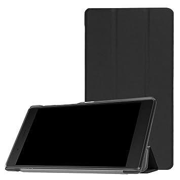 Xinda Lenovo Tab 4 7 Esencial tb-7304 Funda – Ultra Delgado Ligero Inteligente Carcasa Soporte Funda para Lenovo Tab 4 7 Esencial tb-7304 2017 ...