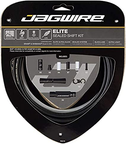 New JAGWIRE Speed-Lube Liner for shift cable Ultra slick lubricant 2 pieces