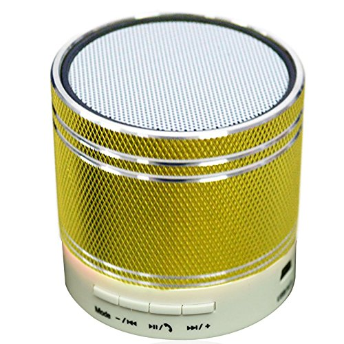 Bluetooth Speaker Stereo Sound Desktop Speaker Portable Mini Wireless Speaker Built in Microphone for Android Samsung Galaxy Note 8 5 S9 S8 S7 Edge S6 S5 Motorola iPhone X 8 - S5 Galaxy Speakers Stereo Home