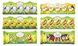 (US) Lindt Easter Chocolate - Bunny, Little Chicks, Chicks, Lambs, Frogs, Bugs and Bees 10.32 Oz (6 Pack Bundle)