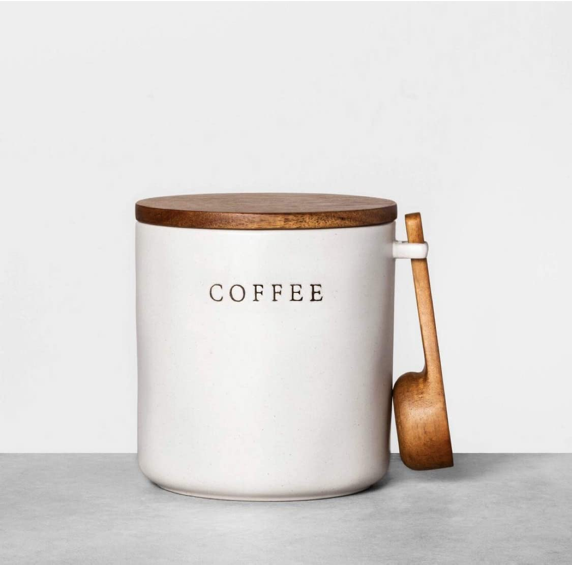 Hearth & Hand with Magnolia - Kitchen Canister Collection (Coffee)