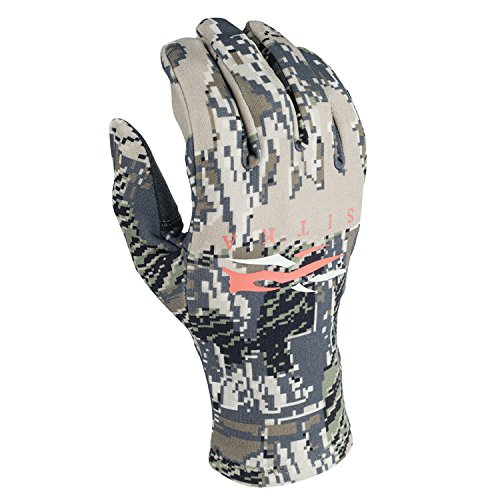 SITKA Gear Merino Glove Optifade Open Country Large