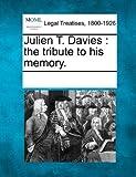 Julien T Davies, , 1241030235