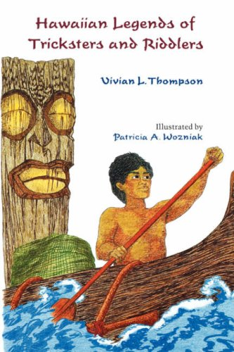 Hawaiian Legends of Tricksters and Riddlers (Kolowalu Book)