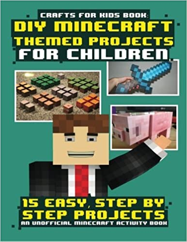 Obtenir Un Ebook Crafts For Kids Book Diy Minecraft
