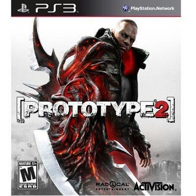 Activision Blizzard Inc Prototype 2 Ps3 (84115) - (Ps3 Prototype)