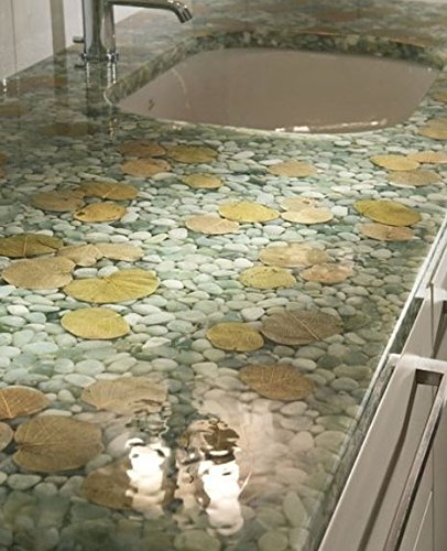 Rain Forest Epoxy - Commercial Grade Crystal Clear Epoxy Resin for Bar Tops & Tables - 16 oz Kit. by D&D Synergy (Image #5)