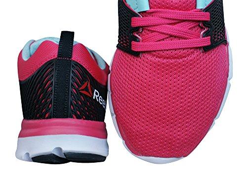 Reebok Damen Zquick Dash Pink/Schwarz