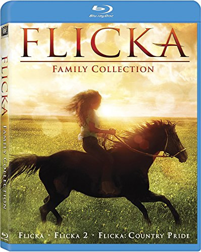 Flicka Family Collection Blu-ray