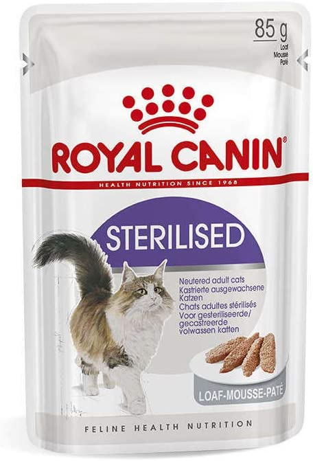Royal Feline Adult Sterilised Pate 85Gr 80 g