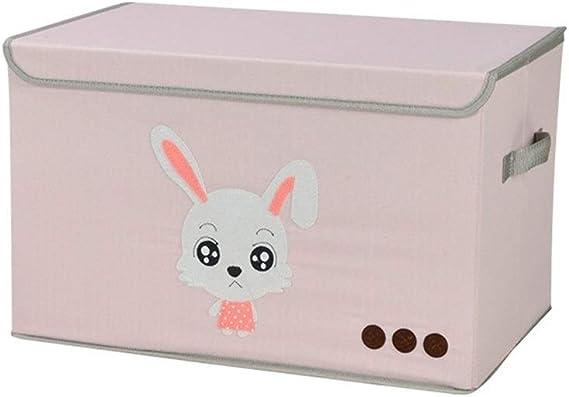 Cajas de almacenamiento ONEUP Caja de almacenamiento plegable de animales de dibujos animados for niños Organizador de juguetes Cajón Ropa interior Libro de almacenamiento Cajas de múltiples organizad: Amazon.es: Hogar