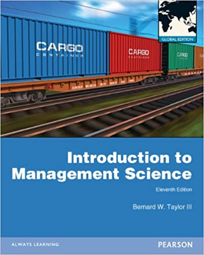 Introduction to management science bernard taylor 9780273766407 introduction to management science 11th edition edition fandeluxe Choice Image