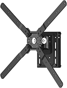 """Continews Tilt and Swivel 32"""" to 50"""" TV Slatwall Mount"""