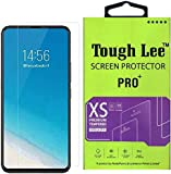 Tough Lee Tempered Glass Screen Guard Gorilla Protector for Vivo V15 Pro with Easy Installation Kit (Full Screen Coverage Except Edges - 11D Original Temper) (Transparent) (Pack of 1)