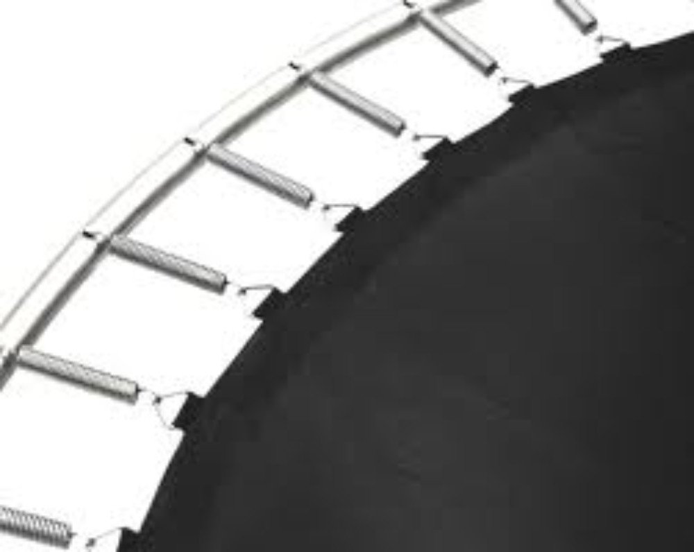 Trampoline Depot Replacement Jumping MAT - Spring Tool (15-ft Frame, 84 v-Rings for 6.5'' or 7'' Springs)