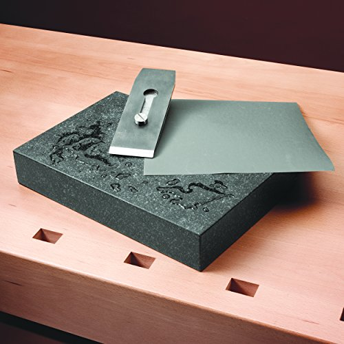 Granite Surface Plate 9'' x 12'' x 2'', A Grade by WOODRIVER