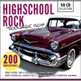 200 Rare Highschool Rock Originals - Teenage Bop
