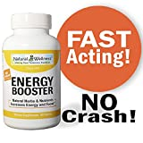 Energy Booster - Now You Can Blast Fatigue From Every Cell in Your Body, Whatever Your Age or Condition