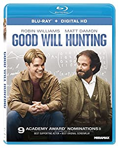 Cover Image for 'Good Will Hunting [Blu-ray + Digital Copy]'
