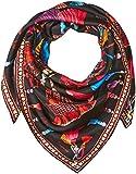 Echo Women's Tassel Scarf, Black, One Size