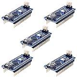 Longruner Mini Nano V3.0 ATmega328P 5V 16M Micro Controller Board Module Arduino