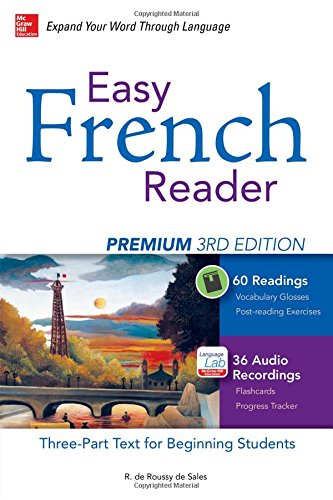 Easy French Reader:Premium