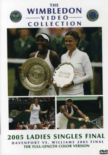 2005 Ladies Singles Final: Davenport vs. Williams by Standing Room Only