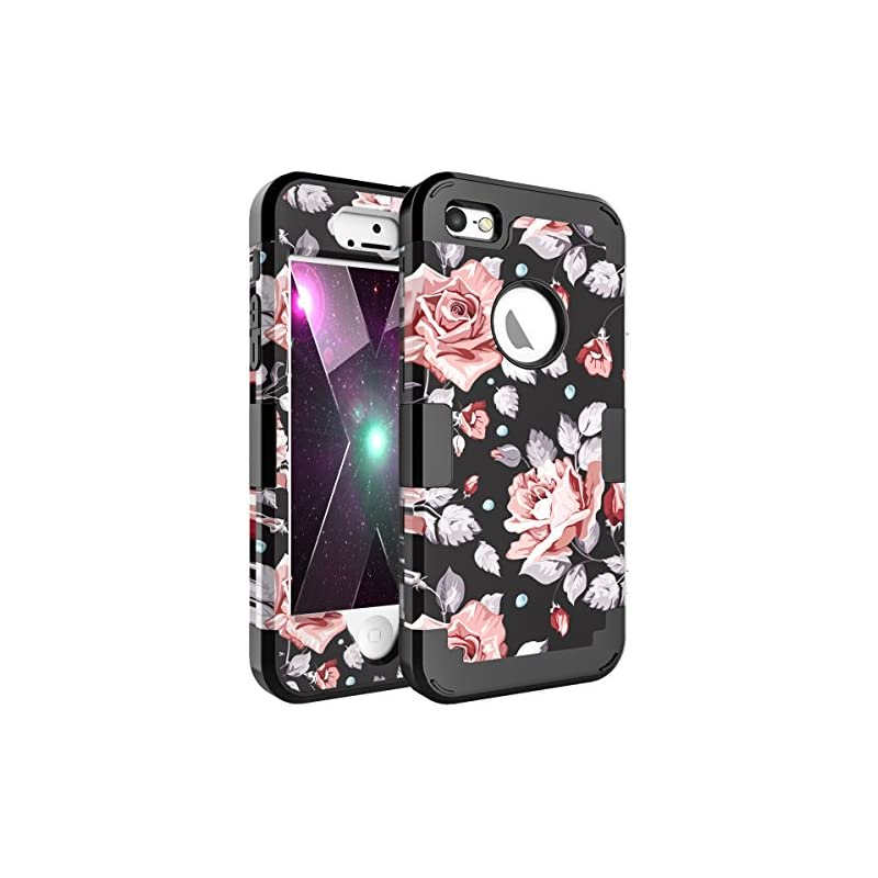 OBBCase iPhone SE Case,iPhone 5S Case,iP