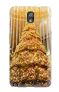 Anti-scratch And Shatterproof Christmas 87 Phone Case For Galaxy Note 3/ High Quality Tpu Case
