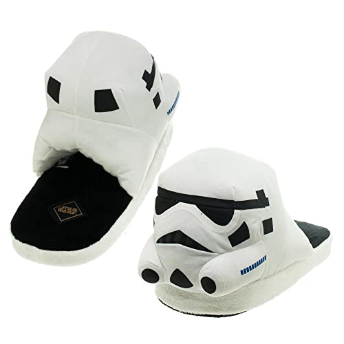 Buying New Star Wars Men's Character Slippers Storm Trooper