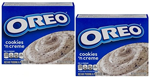 Jell-O Instant Pudding & Pie Filling Oreo Cookies
