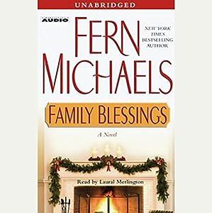 Family Blessings Audiobook